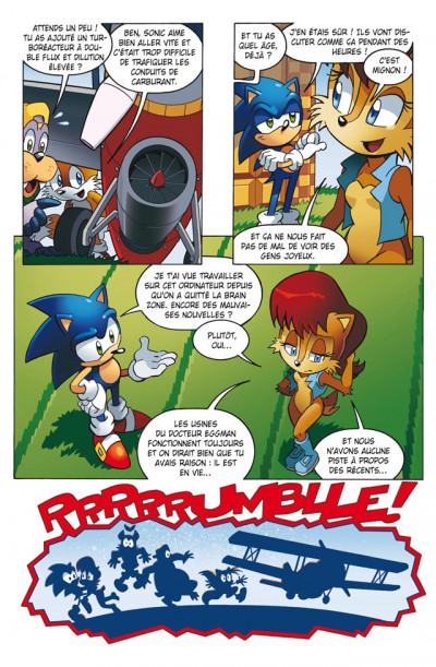 Page 3 Sonic tome 2