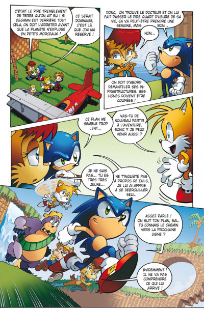 Page 4 Sonic tome 2