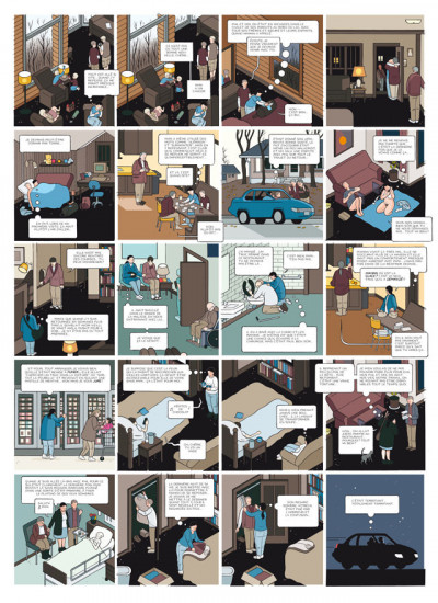 Page 3 Building Stories