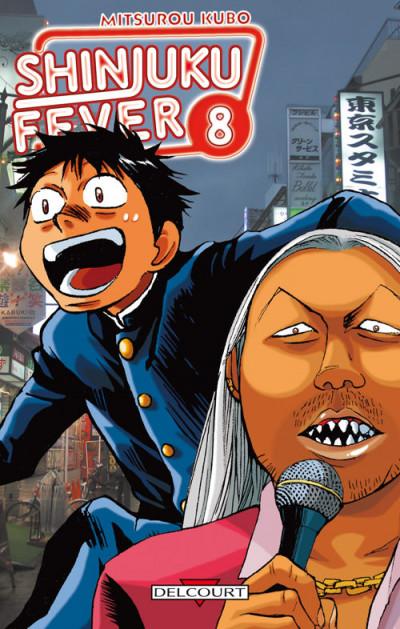 image de Shinjuku fever tome 8