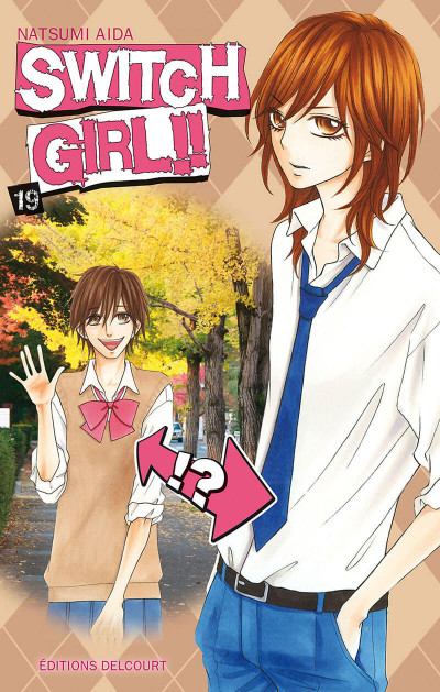 image de Switch girl tome 19