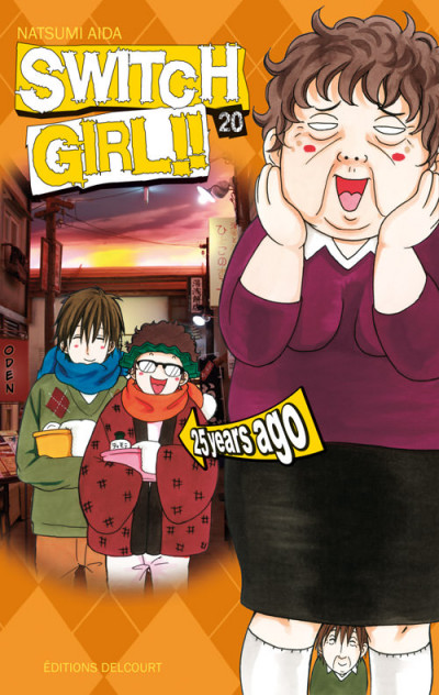 image de switch girl tome 20
