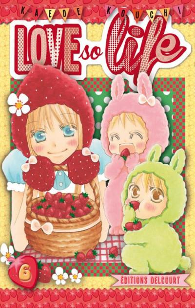 image de love so life tome 6
