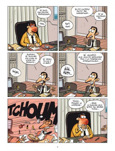 Page 2 maître Marley avocat tome 1 - je ne parlerai qu'en ma présence