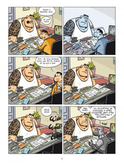 Page 4 maître Marley avocat tome 1 - je ne parlerai qu'en ma présence
