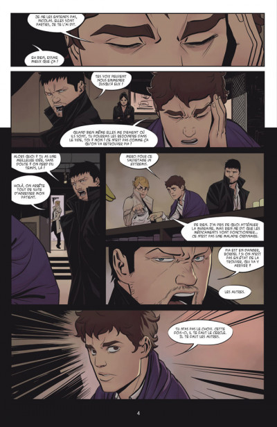 Page 2 Le cercle tome 3