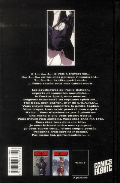 Dos bad ass tome 2 - the voice