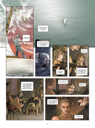 Page 3 cutting edge tome 2