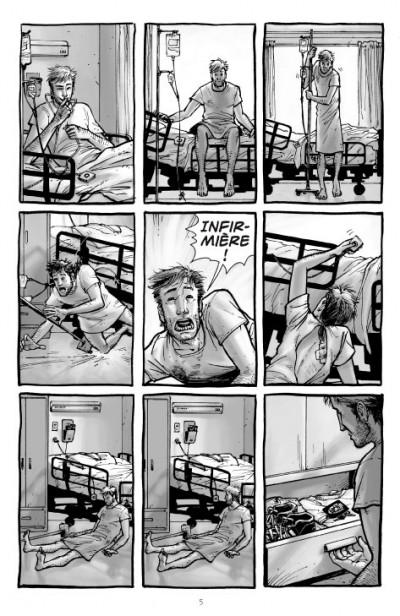 Page 1 walking dead tome 1 - passé décomposé + dvd