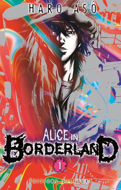 Couverture Alice in Borderland tome 1