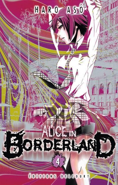 image de Alice in Borderland tome 4