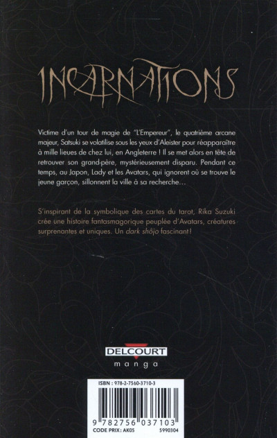 Dos Incarnations tome 11