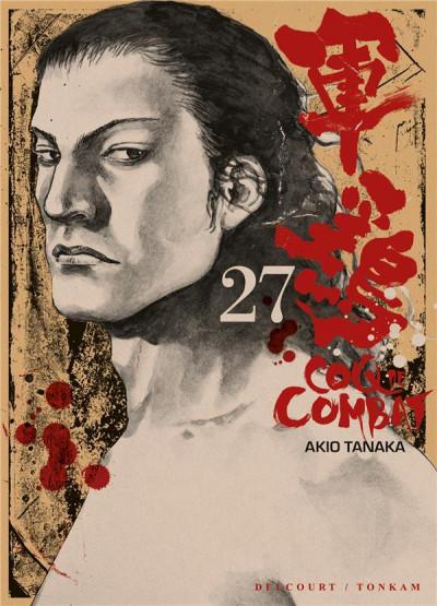 Couverture Coq de combat tome 27