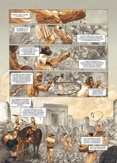 Page 1 Les 7 Merveilles tome 2