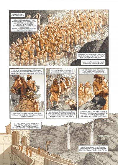 Page 2 Les 7 Merveilles tome 2