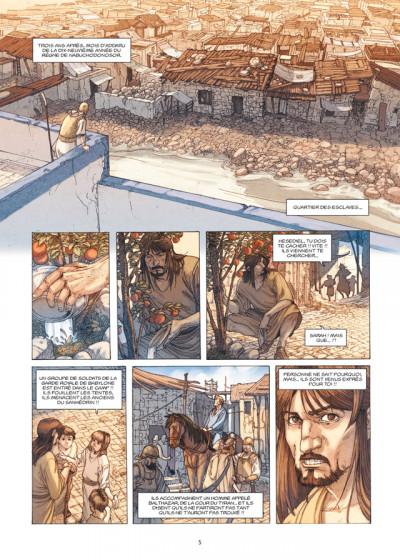 Page 3 Les 7 Merveilles tome 2