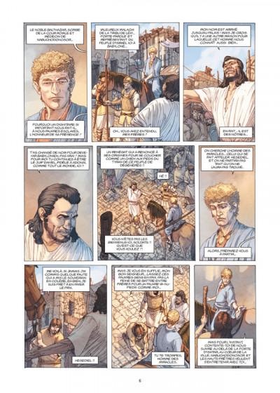 Page 4 Les 7 Merveilles tome 2