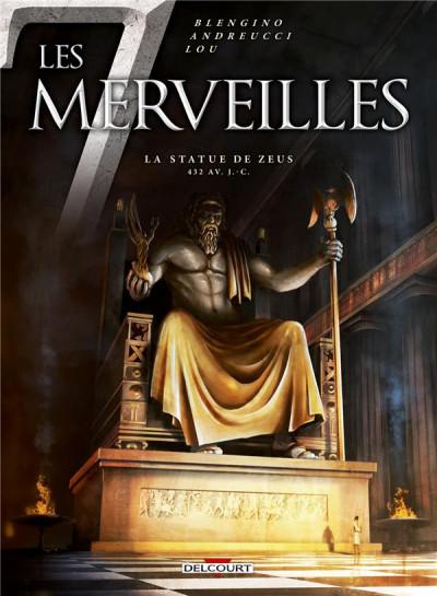 image de Les 7 Merveilles Tome 1 - La Statue de Zeus