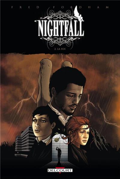 image de nightfall tome 2 - la foi