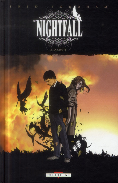 image de Nightfall Tome 3 - La Chute