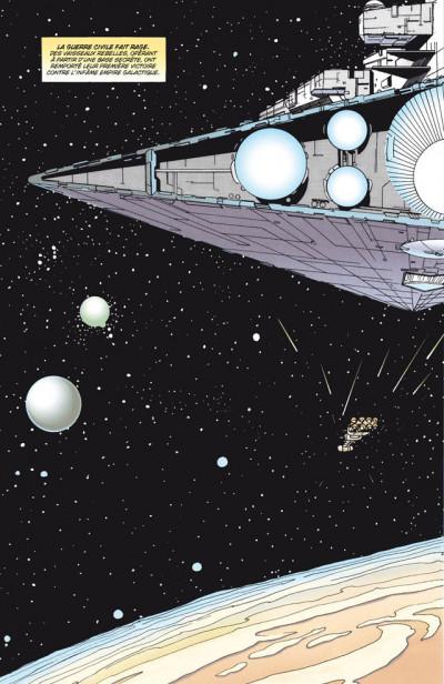Page 1 Star Wars épisodes IV à VI - intégrale