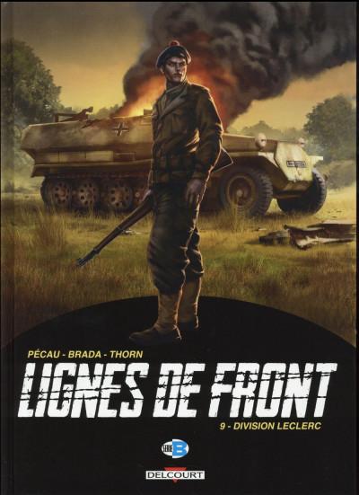 image de Lignes de front tome 9 - Division Leclerc