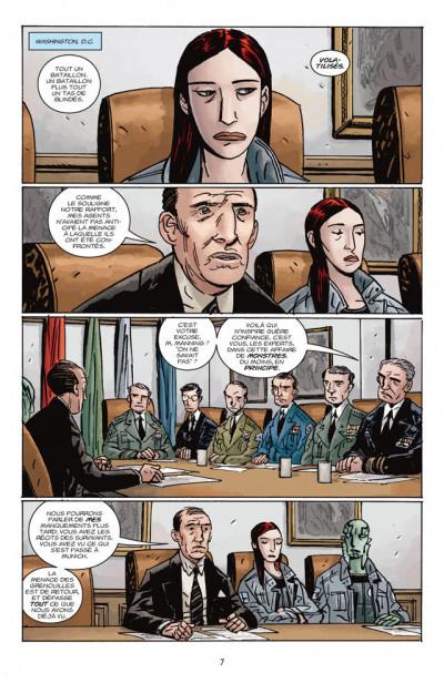 Page 1 B.P.R.D. T.11 - le roi de la peur