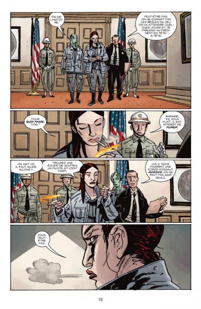 Page 4 B.P.R.D. T.11 - le roi de la peur