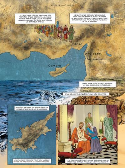 Page 1 La Bible - Le Nouveau Testament - Les Actes des Apôtres Tome 2