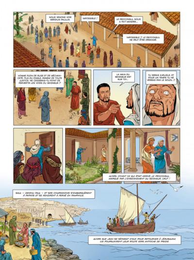 Page 2 La Bible - Le Nouveau Testament - Les Actes des Apôtres Tome 2