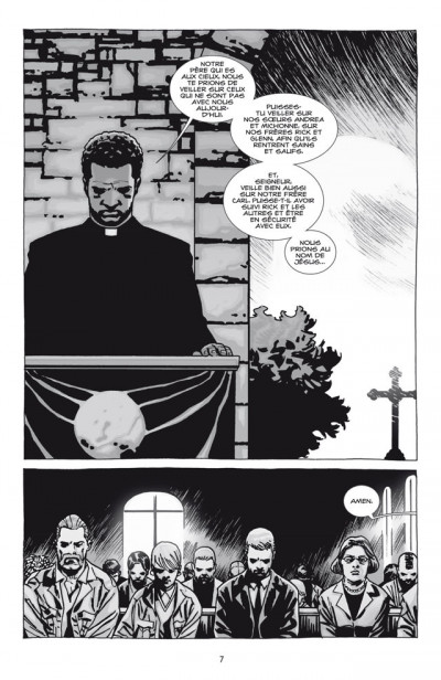 Page 1 Walking dead tome 17 - terrifiant