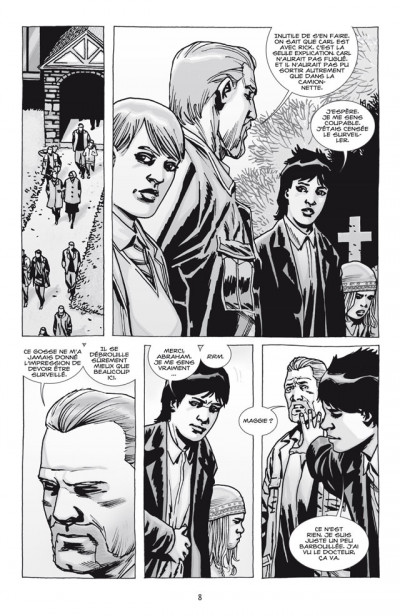Page 2 Walking dead tome 17 - terrifiant