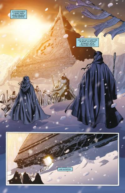 Page 2 Star wars - la genèse des Jedi tome 1