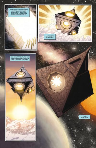 Page 3 Star wars - la genèse des Jedi tome 1