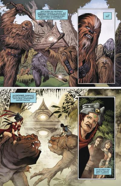 Page 4 Star wars - la genèse des Jedi tome 1