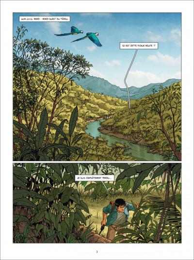 Page 1 Chasseur d'héritiers Tome 1 - Les Sept Vierges