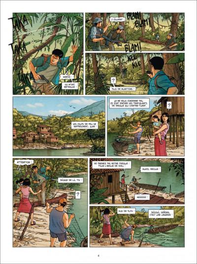Page 2 Chasseur d'héritiers Tome 1 - Les Sept Vierges