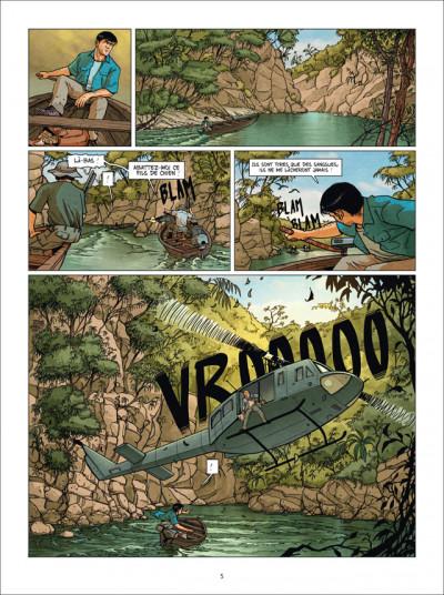 Page 3 Chasseur d'héritiers Tome 1 - Les Sept Vierges