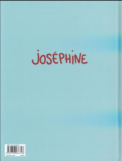 Dos Joséphine tome 3 - change de camp
