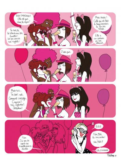 Page 3 Joséphine tome 3 - change de camp