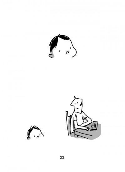 Page 4 Le guide du mauvais père tome 1