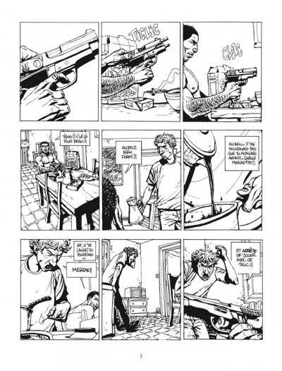 Page 1 nuit noire - intégrale tome 1 à tome 3