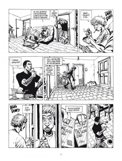 Page 3 nuit noire - intégrale tome 1 à tome 3