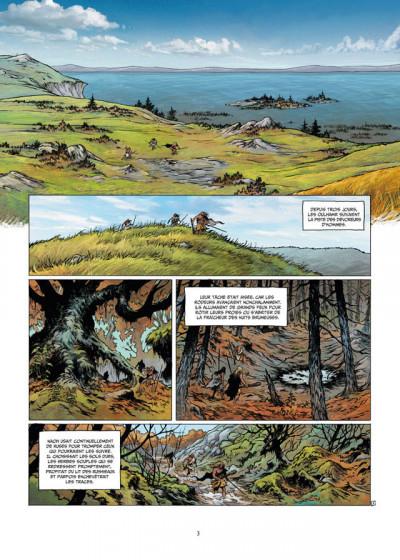 Page 1 La guerre du feu tome 2 - sur les rives du grand fleuve