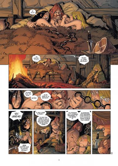 Page 1 Aslak tome 3 - Le Milieu du mât