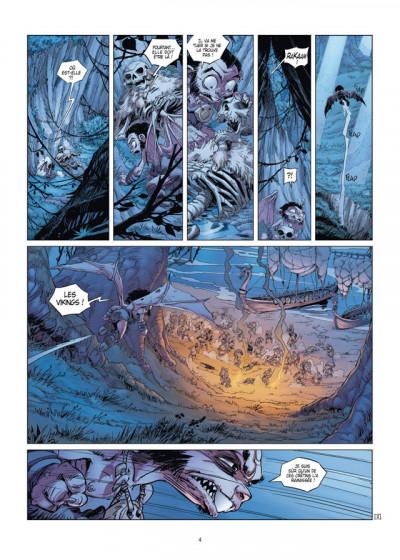 Page 2 Aslak tome 3 - Le Milieu du mât