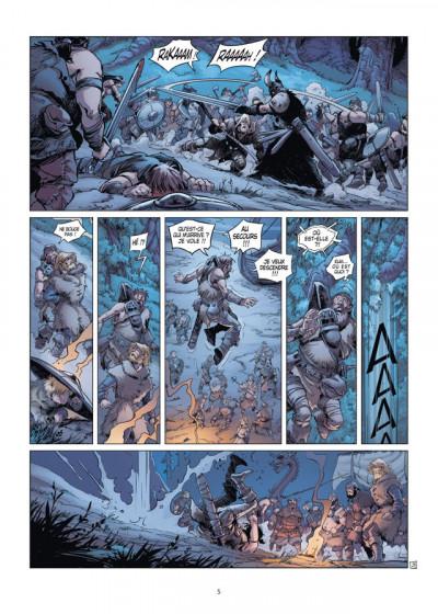 Page 3 Aslak tome 3 - Le Milieu du mât