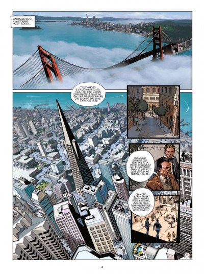 Page 2 Wonderball tome 1 - Le Chasseur