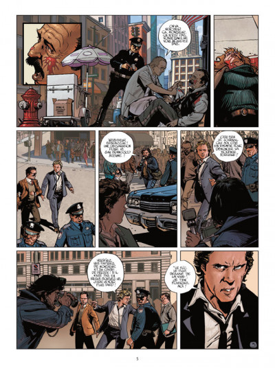 Page 3 Wonderball tome 1 - Le Chasseur