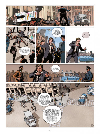 Page 4 Wonderball tome 1 - Le Chasseur